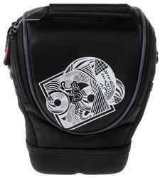 Треугольная сумка-кобура OKS, Gate черный