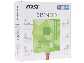 Материнская плата MSI  B150M ECO