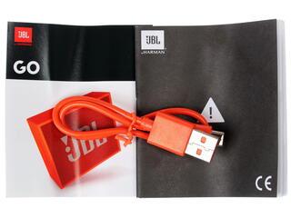 Портативная колонка JBL GO оранжевый
