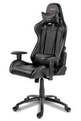 Кресло игровое Arozzi Verona черный