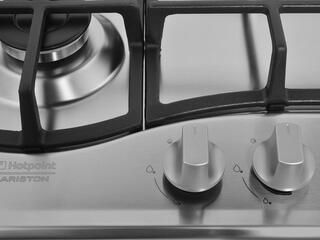 Газовая варочная поверхность Hotpoint-Ariston PC 640 (WH) T