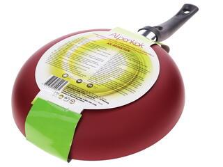 Сковорода Alpenkok AK-0035A/26N красный
