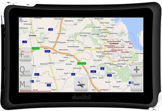 GPS навигатор Dunobil Basic 5.0