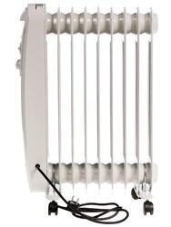 Масляный радиатор Unit UOR-940 белый