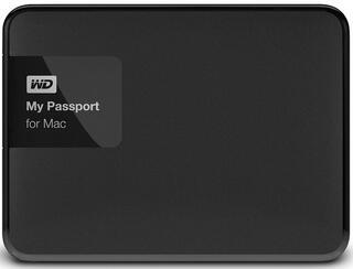 "2.5"" Внешний HDD WD My Passport for Mac [WDBCGL0020BSL-EESN]"