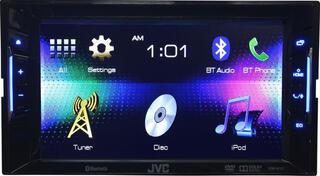 Автопроигрыватель JVC KW-V11