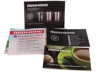 Электрочайник Redmond RK-M171S серебристый