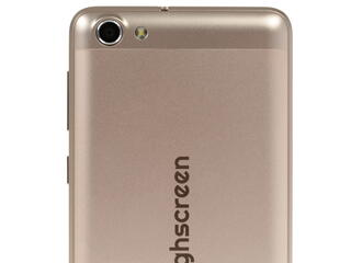 "5"" Смартфон Highscreen Power Rage Evo 16 ГБ золотистый"
