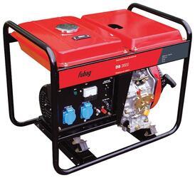Дизельный электрогенератор Fubag DS 3600