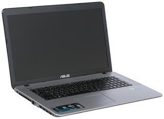 """17.3"""" Ноутбук ASUS X751LB черный"""