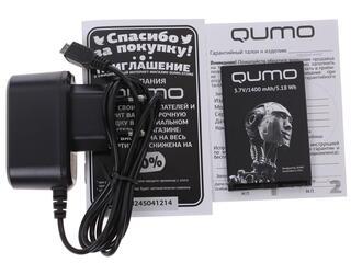Сотовый телефон QUMO Push 245 черный