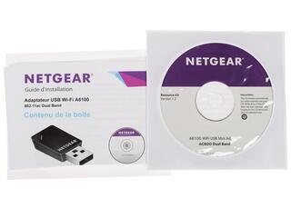 Wi-Fi  адаптер NetGear A6100-100