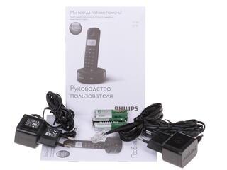 Телефон беспроводной (DECT) Philips D1302B/51