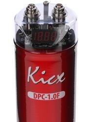 Автомобильный конденсатор Kicx DPC-1.0F