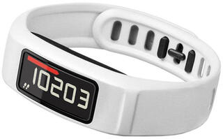 Часы-пульсометр Garmin Vivofit 2 белый