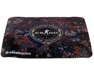 Коврик SteelSeries QcK+ CS:GO Camo Edition