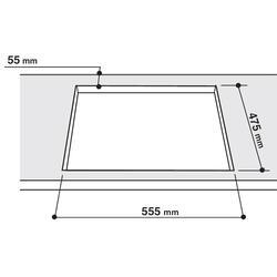 Газовая варочная поверхность Hotpoint-Ariston 7HTD 640S (ICE) IX