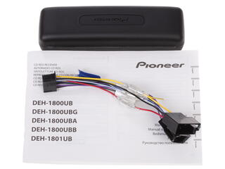 Автопроигрыватель Pioneer DEH-1800UB