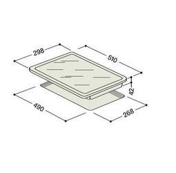 Электрическая варочная поверхность Hotpoint-Ariston DK B (IX) /HA