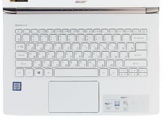 "13.3"" Ноутбук Acer Aspire S 13 S5-371T-5409 белый"