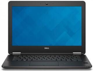 """12.5"""" Ноутбук DELL Latitude E7270-0530 черный"""