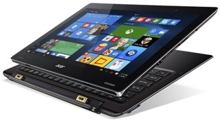 """12.5"""" Планшет Acer Aspire Switch 12 S 256 Гб  черный"""