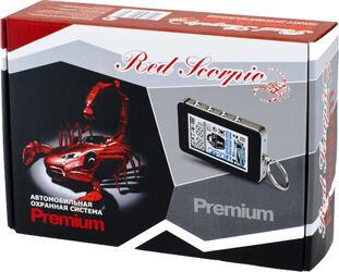 Автосигнализация Red Scorpio Premium