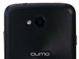 """3.9"""" Смартфон Qumo Quest 409 4 Гб черный"""