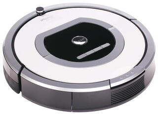Пылесос-робот iRobot Roomba 776 серый