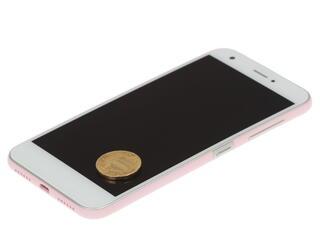 """5.2"""" Смартфон ZTE Blade Z10 16 ГБ розовый"""