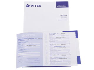 Тепловентилятор Vitek 1734 GY
