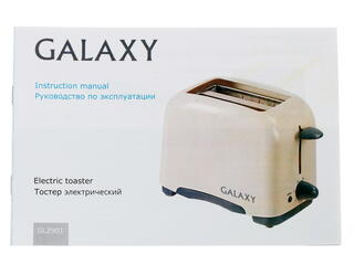 Тостер Galaxy GL 2901 бежевый