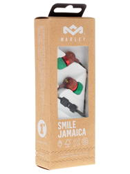 Наушники Marley Smile Jamaica EM-JE041-RA