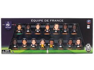Набор фигурок Soccerstarz - France Player Team Pack