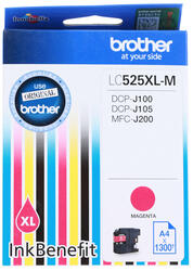 Картридж струйный Brother LC-525XLM