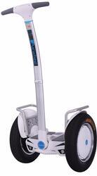 Гироцикл двухколесный с рулём Airwheel S5 белый