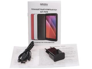 """7"""" Планшет Ginzzu GT-7010 8 Гб  красный"""