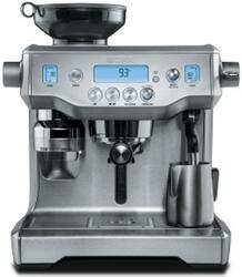 Кофеварка Bork C805 серебристый