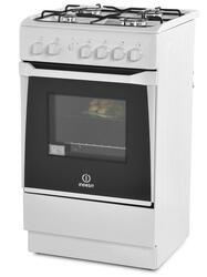 Газовая плита Indesit KNJ 1G21 (W) белый