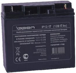 Аккумуляторная батарея для ИБП IPPON IP12-17
