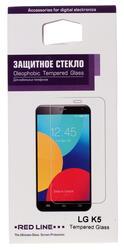 """5"""" Защитное стекло для смартфона LG K5"""