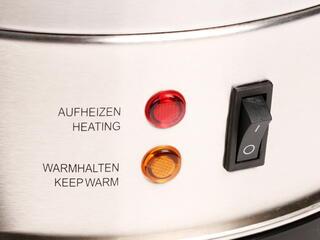 Термопот Rommelsbacher GA 1700 серебристый