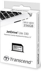 Карта памяти Transcend JetDrive Lite 330 256 Гб