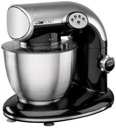 Кухонный комбайн Clatronic KM3323 серебристый, черный