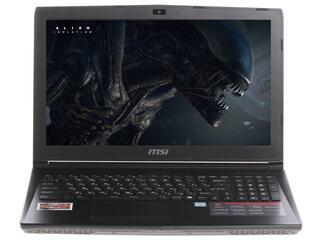 """15.6"""" Ноутбук MSI GL62 6QD-028RU черный"""