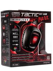 Наушники Creative SB Tactic3D Rage V2.0