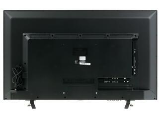 "43"" (108 см)  LED-телевизор DEXP F43C7100K серый"
