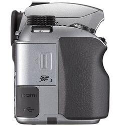 Зеркальная камера Pentax K-70 kit Body серебристый