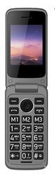 Сотовый телефон Vertex C308 черный