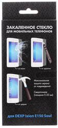 "5"" Защитное стекло для смартфона DEXP Ixion E150 Soul"